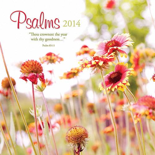 Avalanche Psalms 2014 Wall Calendar