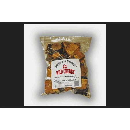 Smoking Chunks (Chigger Creek Sweet 'N Smoky Wild Cherry Wood Smoking Chunks 300 cu. in.)