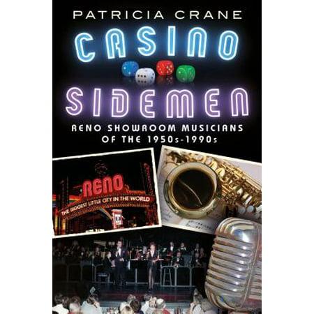 Harrahs Reno Casino (Casino Sidemen : Reno Showroom Musicians of the 1950s-1990s)