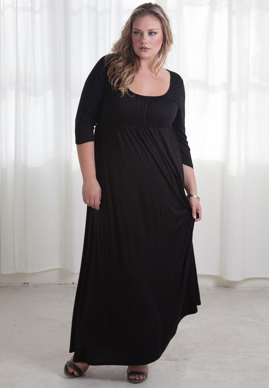 Sealed with a Kiss Designs Plus Size - SWAK Designs Women\'s Plus Size Lois  Maxi Dress - Walmart.com