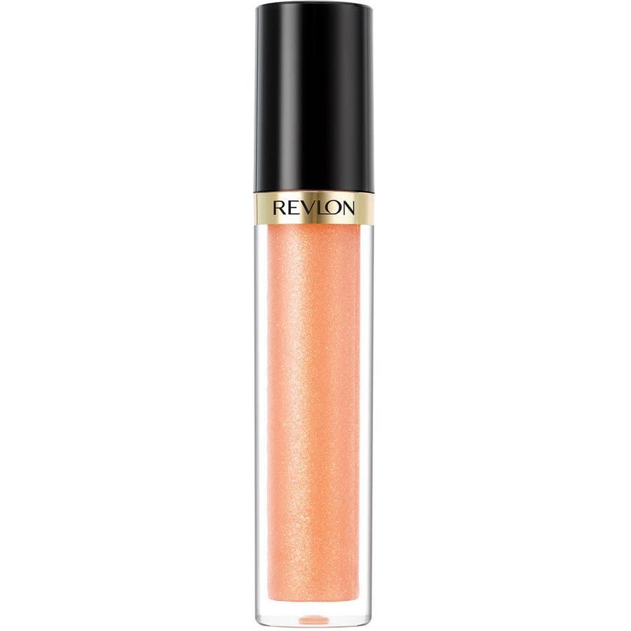 Revlon super lustrous lip gloss, sandstorm