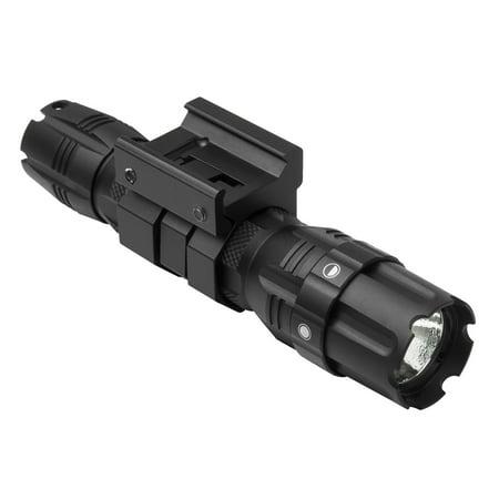 Ncstar Pro Series Led Flashlight 250 Lumens Mount