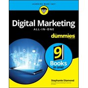 For Dummies: Digital Marketing All-In-One for Dummies (Paperback)