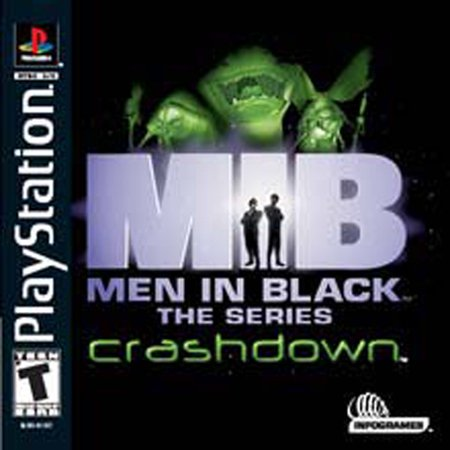 Men In Black The Series  Crashdown Ps