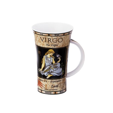 - Zodiac Sign Coffee / Tea Horoscope Collectible Mug - 16 Oz (Virgo)