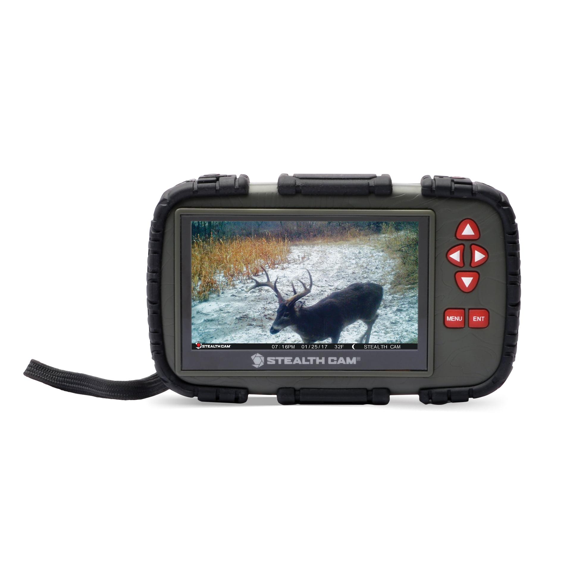 Stealth Cam STC-CRV43X 720p Touch-screen SD Card Viewer