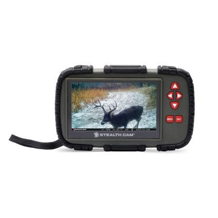 Stealth Cam STC-CRV43X 720p Touch-screen SD Card Viewer
