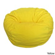Ahh Products Anti-pill 36-inch Wide Fleece Washable Bean Bag Chair