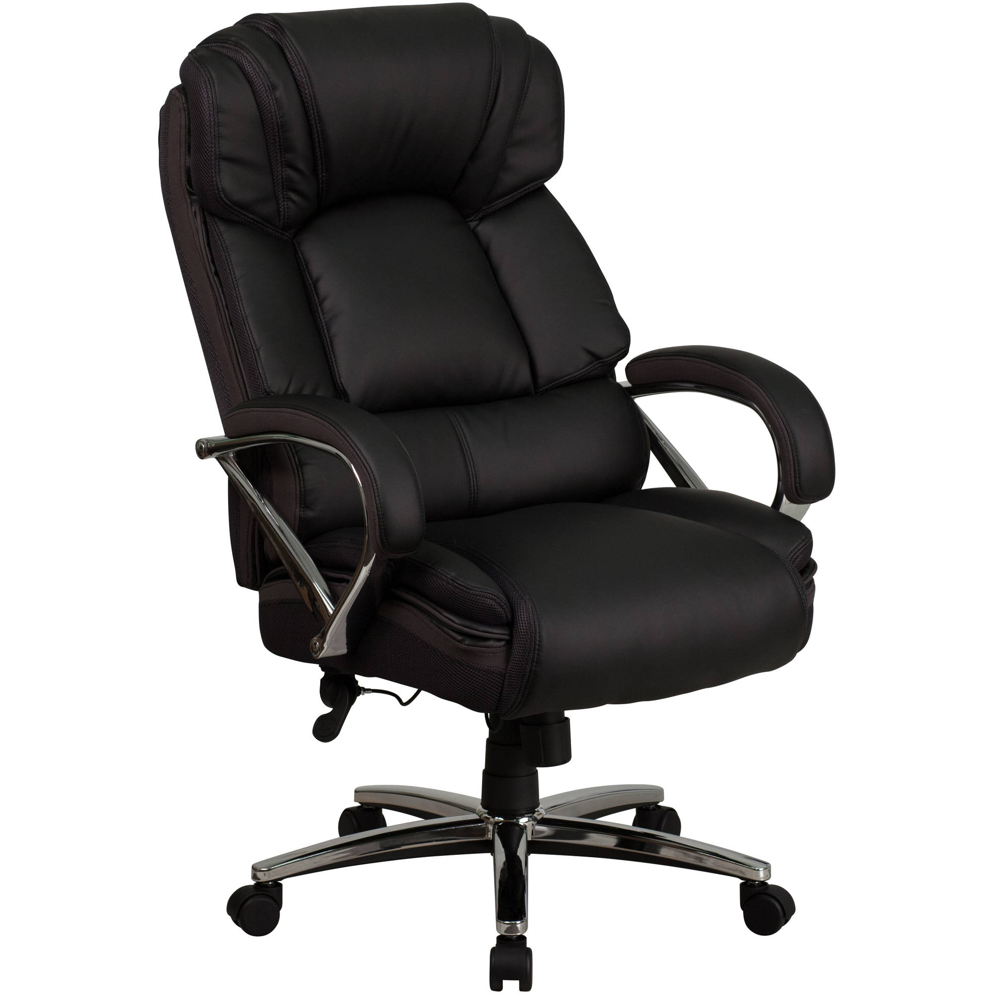 flash furniture hercules series 500 lb capacity big and tall black