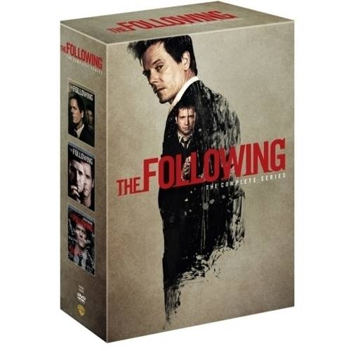The Following: The Complete Series Box Set (Seasons 1-3) (DVD)