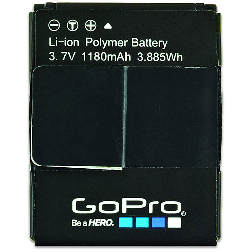 GoPro HERO3 Rechargeable Battery