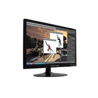 Sceptre 1600x900 20-Inch HDMI DVI VGA LED HD Monitor - E205W-16008A True Black (2017)