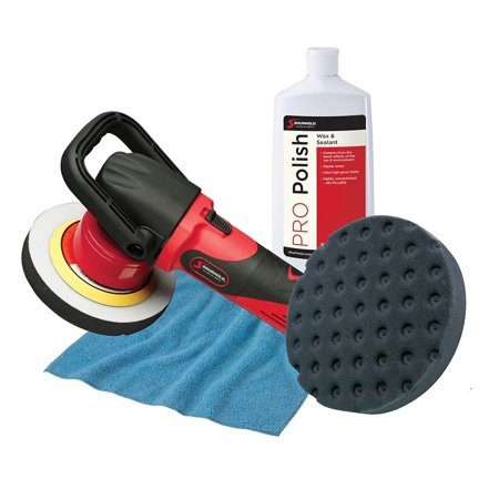 Shurhold Dual Action Polisher Kit with Bonus (Minidisc Polisher Kit)