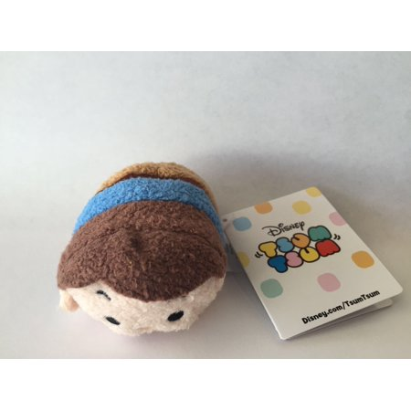 disney usa authentic flynn rider gothel from tangled tsum mini plush new with tags - Flynn Rider And Rapunzel Halloween