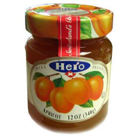 Hero Apricot (Hero Apricot Preserve, 12oz)