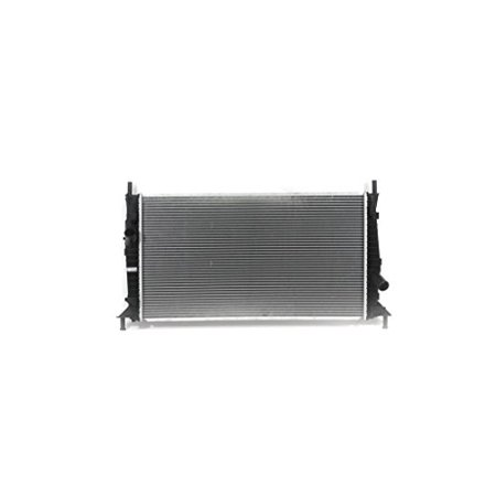 Radiator - Pacific Best Inc For/Fit 2696 04-09 Mazda Mazda3 4Cy 2.0L/2.3L Automatic Plastic Tank Aluminum