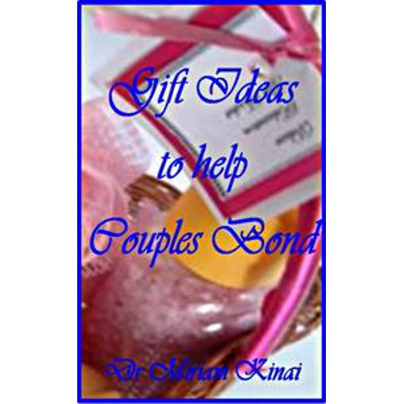 Ideas For Couples At Home (Gift Ideas to Help Couples Bond -)