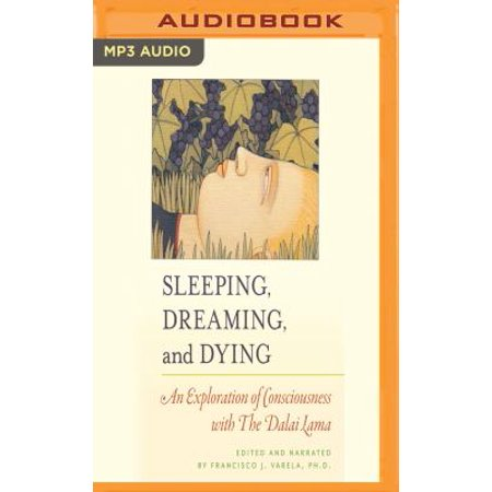 Sleeping  Dreaming  And Dying  An Exploration Of Consciousness With The Dalai Lama