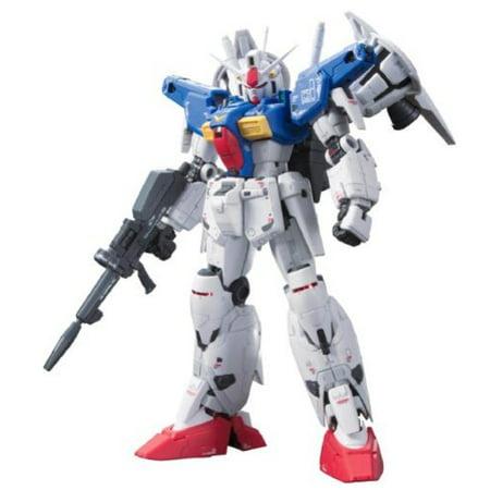 Bandai Hobby Real Grade #13 Gundam GP01Fb Full Burnern Action Figure Model Kit, 1/144 Scale