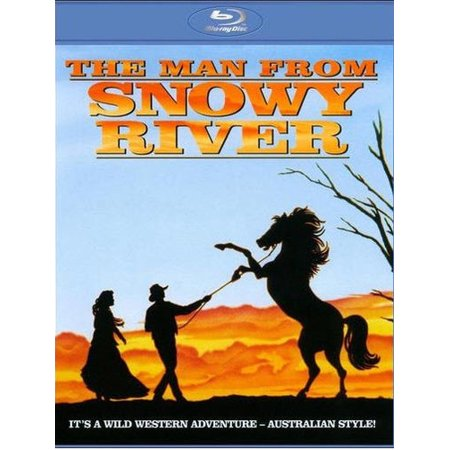 The Man from Snowy River (Blu-ray)](Hot Male Movies)