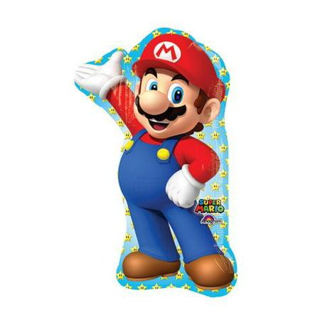 Super Mario Balloons (Burton & Burton 33