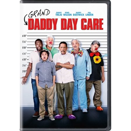 Grand-Daddy Day Care (DVD) - Halloween Day Care