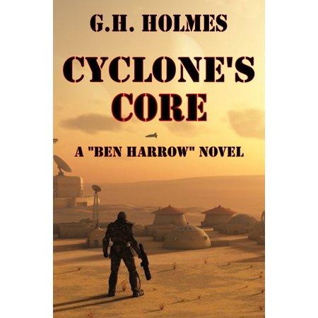 Cyclone's Core: A Sci Fi Military Adventure - (Best Military Sci Fi)