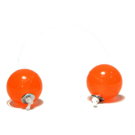 Juicy Bouncy Ball Begleri - by Big Larry (Tangerine)