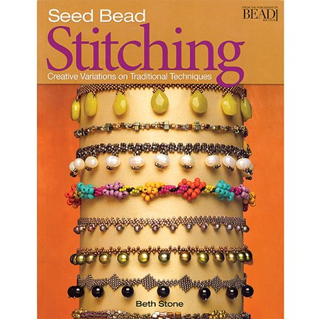 Kalmbach How To - Kalmbach Books Seed Bead Stitching