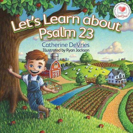 Lets Learn About Psalm 23