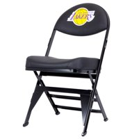 Los Angeles Lakers X-Frame Court Side Folding Chair