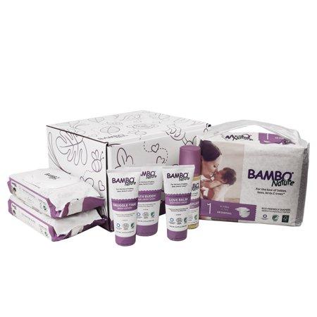 Bambo Nature Premium Baby Gift (Baby Gift Box)