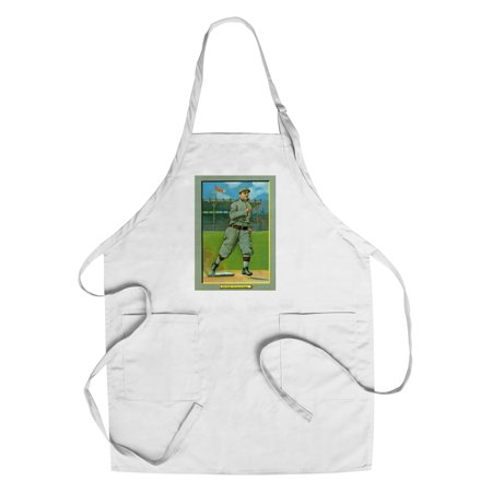 St. Louis Browns - George Stone - Baseball Card (Cotton/Polyester Chef's Apron) ()