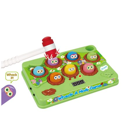 Whack A Mole Arcade Set With Score Keeper For Kids