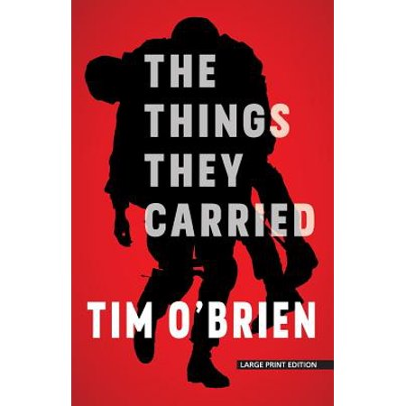 The Things They Carried (Paperback)(Large Print)