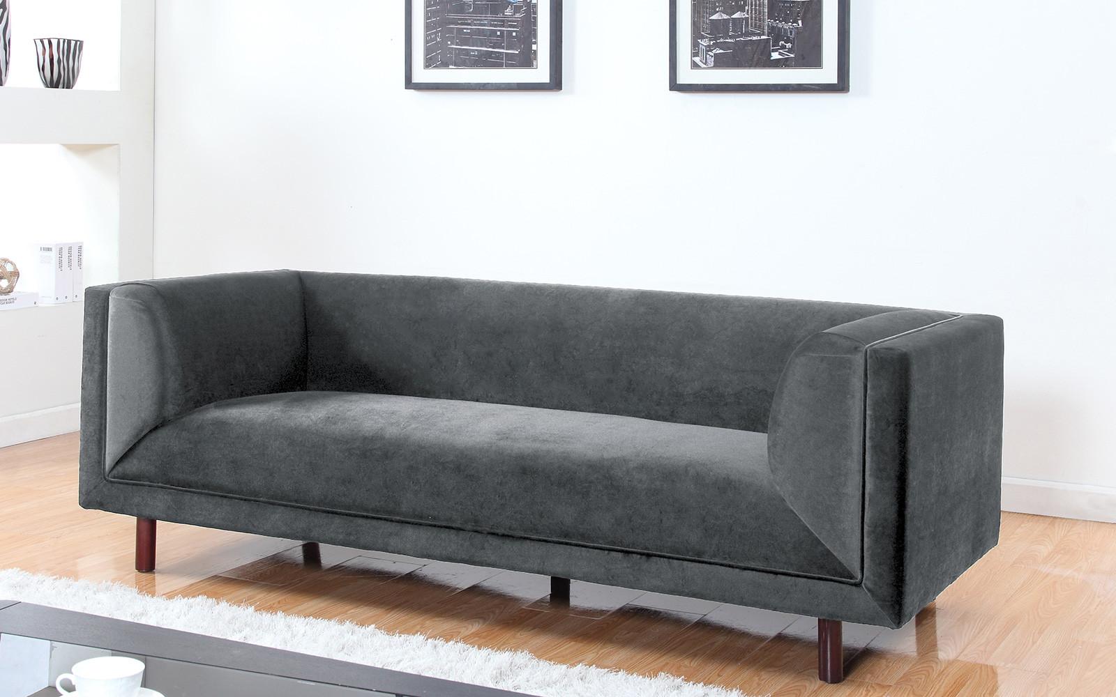 Velvet Modern Sofa 10 Y Velvet Modern Sofas Setting Trends