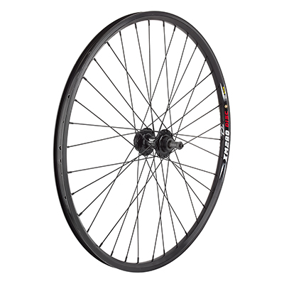 WHEEL MASTER WHL RR 27.5 584x21 WEI XM280 DISC BK 36 WM MT2000 5/6/7sp FW 6B BK 135mm 14gBK