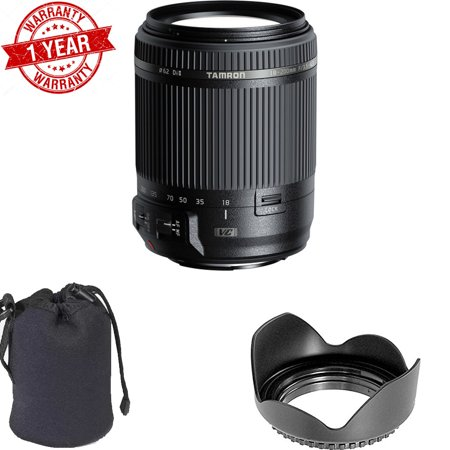 Jt Usa Spectra Lens - Tamron 18-200mm f/3.5-6.3 Di II VC Lens for Canon EF USA