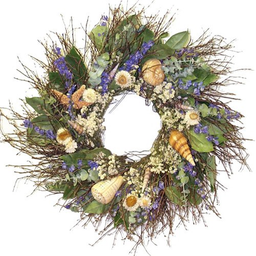 22 in. Kennebunkport Shore Wreath