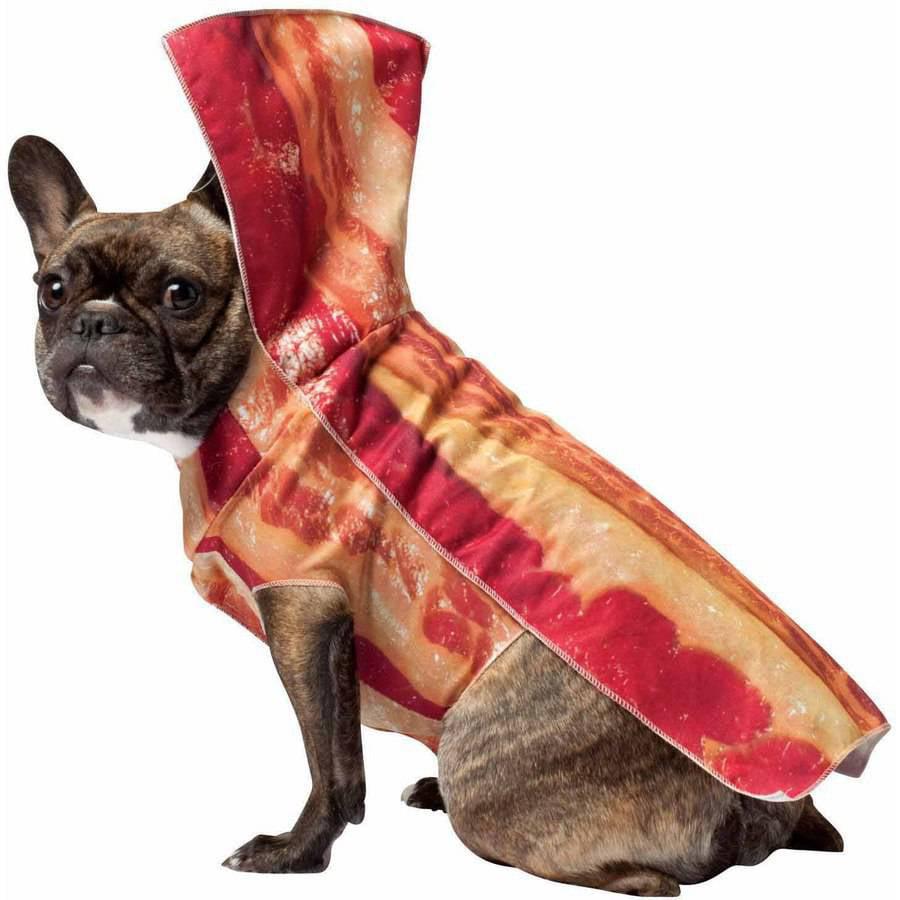 Bacon Pet Halloween Costume