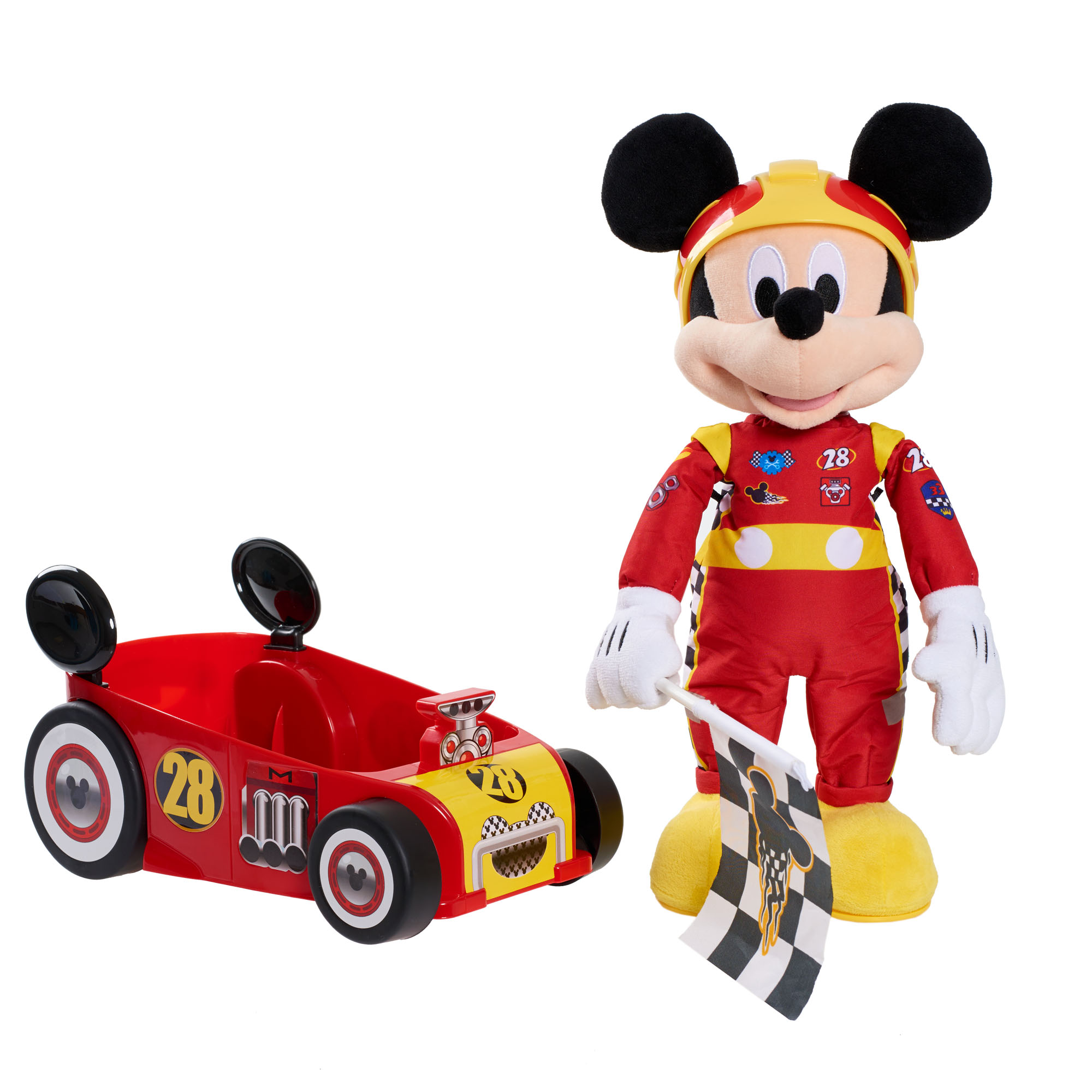 Mickey and the Roadster Racers Racing Adventures Mickey