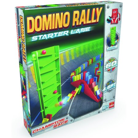 Domino Rally Starter Lane - High School Rally Games