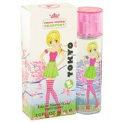 Paris Hilton Paris Hilton Passport In Tokyo Eau De Toilette Spray for Women 1 oz