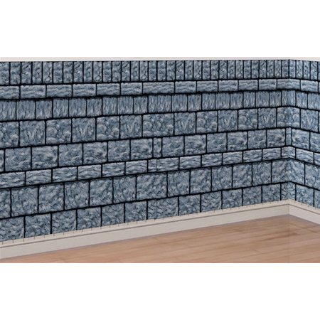 STONE WALL SCENE SETTER ROOM ROLL