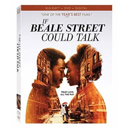 If Beale Street Could Talk (Blu-ray + - The Talk Halloween 2017 Show