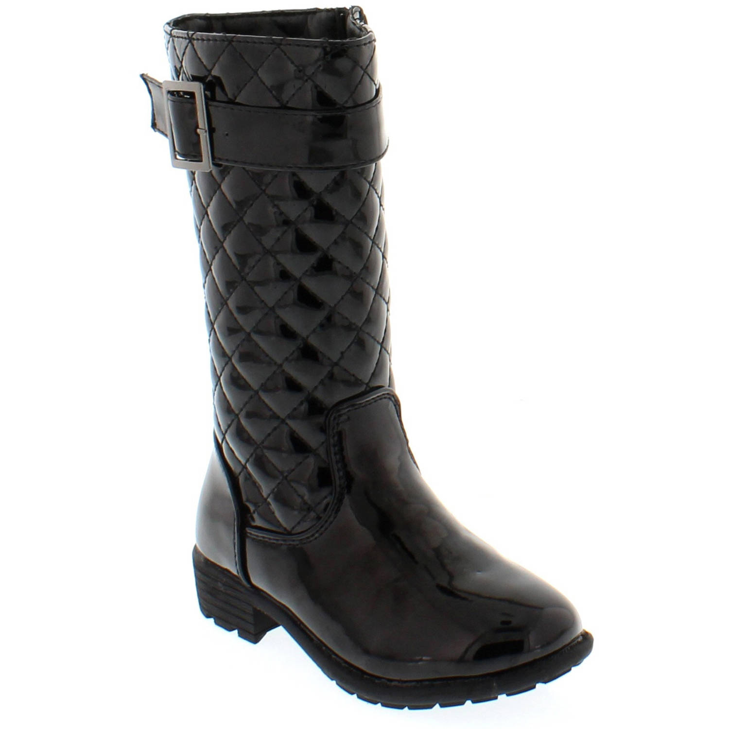 shoes of soul buckle leather boots walmart