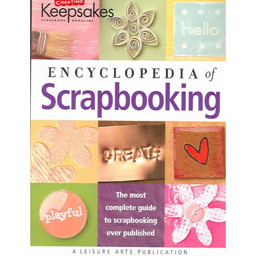 Encyclopedia Of Scrapbooking