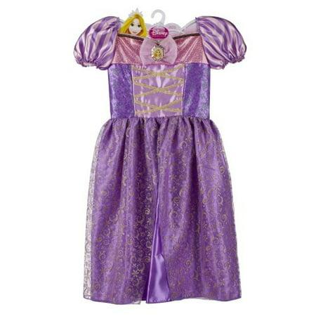 Disney Rapunzel Fantasy Play Costume Fits Sizes 4 to 6X (Fantasy Costumes Ideas)