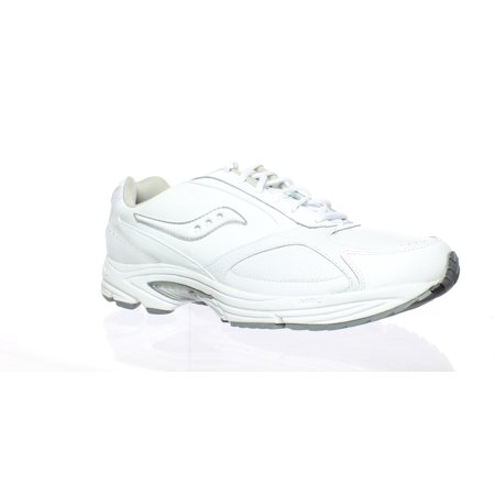 832e45e9c0 Saucony - New Saucony Mens Grid Omni Walker White/Silver Walking Shoes Size  15 (E, W) - Walmart.com