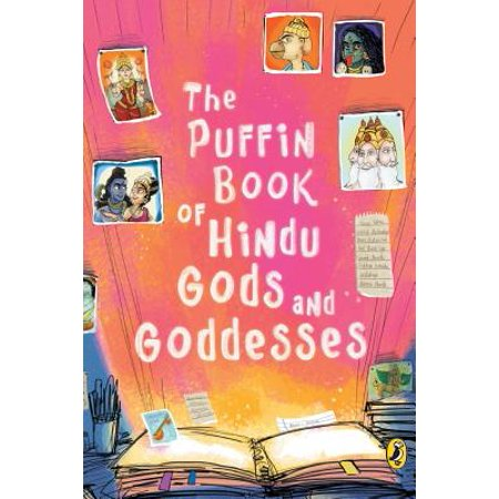The Puffin Book of Hindu Gods and (Hindu God Antique)